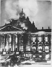 27-11-1933: l'incendio del palazzo del Reichstag