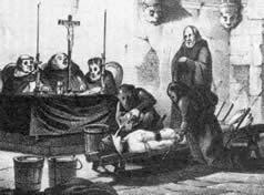 torture dell'inquisizione