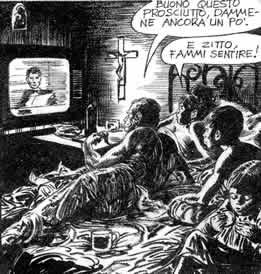 Buzzelli - da La guerra videologica
